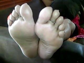 More mature skin More mature indian feet
