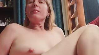 Naked tease