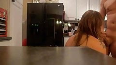 Alexia St James Fucked in Kitchen My Second Video Ever