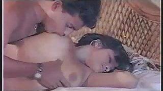 Indian young Amudha dreaming