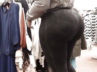Mature ass videos Spying mature ass - candid booty - milf butt voyeur