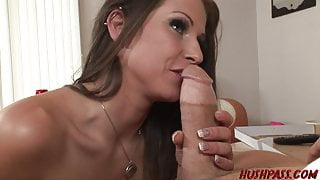Rachel Lyn Knows How to Wake Up Her Man