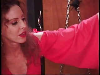 Torture whipping weights tit clamps tubes Hot blonde in nipple clamps gets tortured