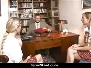 Nick and morgan gay pics Teamskeet european schoolgirls mina and morgan threesome sex