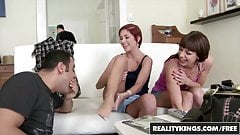 Euro Sex Parties - Eliska Cross Graziella Diamond Tony 1