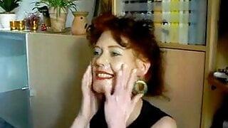 Mom Face Cumshot