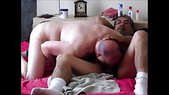 Horny Papi's Lunchtime Suck.