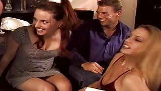 Cuckold Couple Learn To Swing