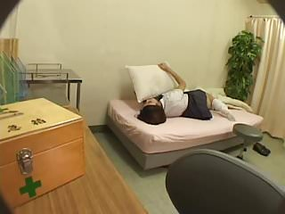 Asian satin fabric - Japanese girl pillow humping in satin panties