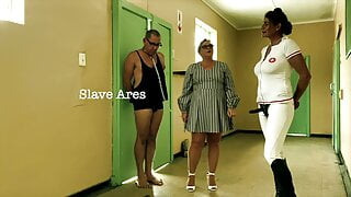 Dominatrix Mistress April - Correctional Service Part 1