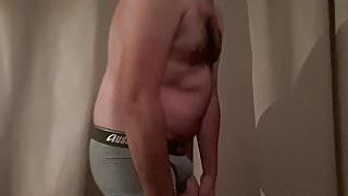 Hairy guy Strips