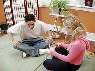 Doing yoga naked Casting call tobi doing yoga