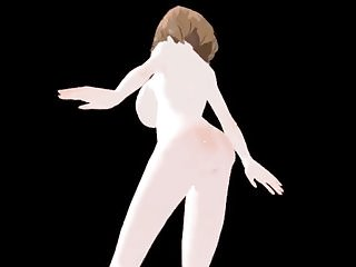 Asuka sexy anime evangelion Mmd big busty anime chick sexy hip dance