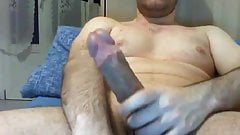 Str8 Guy with Massive Cock cums a Lot #16