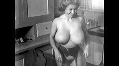 Retro Tits - Slim 'n Stacked