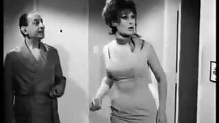 Vintage ladies clips