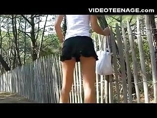 Sandra naked model Teen sandra naked at beach