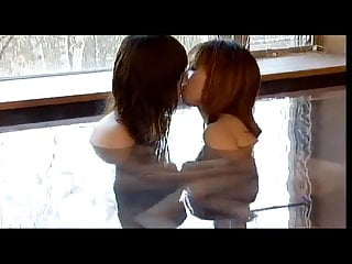 Japanese lesbian tgp Japanese lesbian kiss3 unc by airliner1