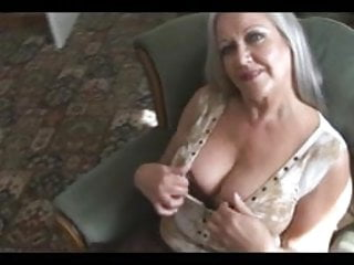 Xxx attraction - Attractive busty granny striptease