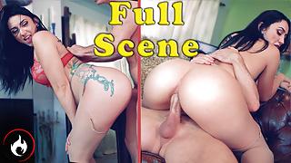 Fuck My Ass StepDaddy MANDY MUSE & Laz Fyre FULL VIDEO 4K