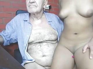 Free dad young girl porn Grandpa fucking young girl