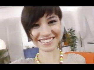 Historical asian hair Short haired asian gets wild anal fucking