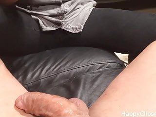 Slow sexy massage Slow sloppy cock massage