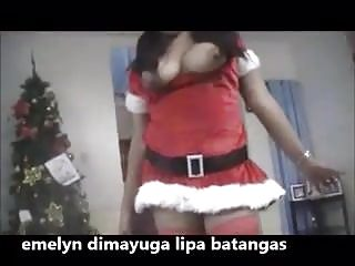 Asian massage reviews santa monica Pinoy wife dressed as santa