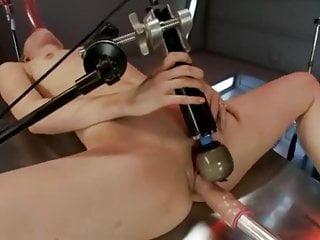 Pearl nudes Sensi pearl machine fucked 2 of 3
