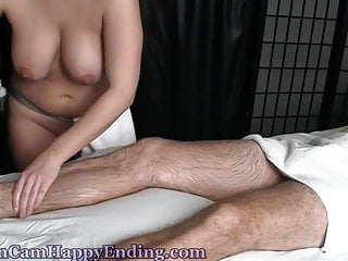 Hidden massage voyeur - Happy ending 42
