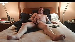 Shaking My Hard Cock