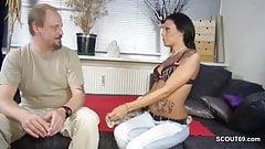 Older Man Seduce 18yr old German Teen to Fuck in UserDate