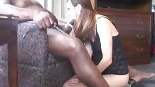 Submissive White Wife Fucking BBC