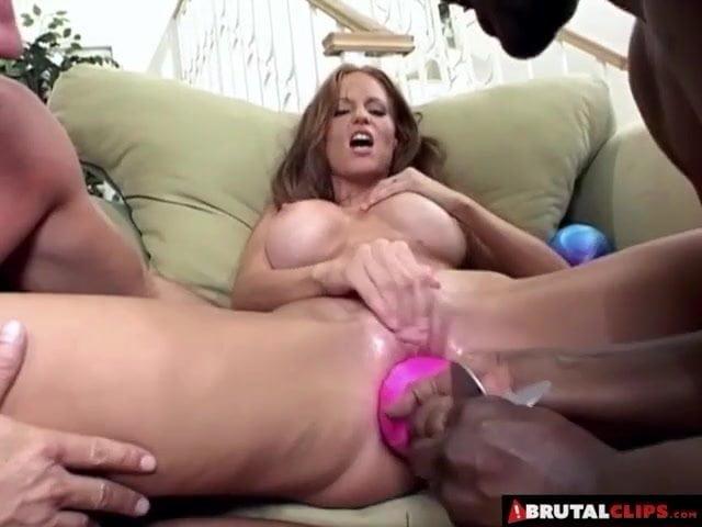 He Beating The Pussy Ebony