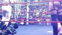 Rebel Wrestler vs Indan Police
