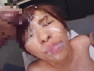 Asian whore getting fucked in market - Asian whore gets fucked during bukkake pt2