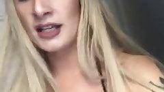 bikini barista busty blonde great ass