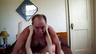 Father and Stepdaughter Fucking