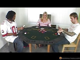 Free x rated strip poker game - Mom fucked after a poker game