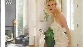 Tribute Monique Sluyter dutch nude model and tv host