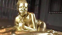 Gold digger funny massage