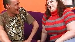 White Plumper Ass Fucks Big Dick Amazing Fat Tits Part 1