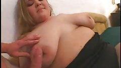 Fucking this Horny Fat BBW slut from the market