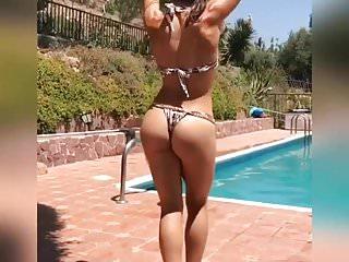 Big ass amateur auditions torrent Beautiful girl big ass in bikini thong