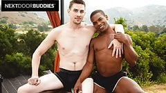 Horny Adrian Hart Craves Jack Hunter's Thick Cock