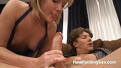 Raw Fucking Sex - Jennifer Dark Fulfills Dirty Desires