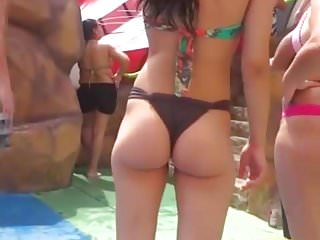 Teen bikini pix - Teen bikini ass