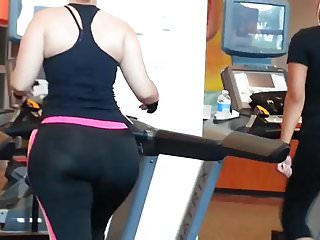 Ass at freeones Big jiggly ass at the gym