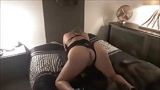 FRENCH SLUT WIFE AND HER BBC MASTER