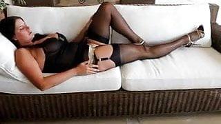 nice Milf in Stockings